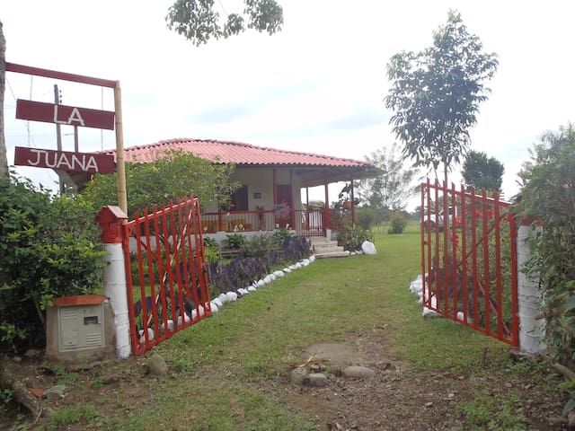 Alojamiento Finca típica en eje cafetero - Calarcá - Overig