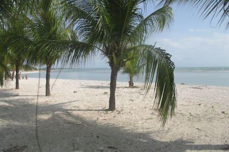 Beira mar: areias brancas, piscinas naturais