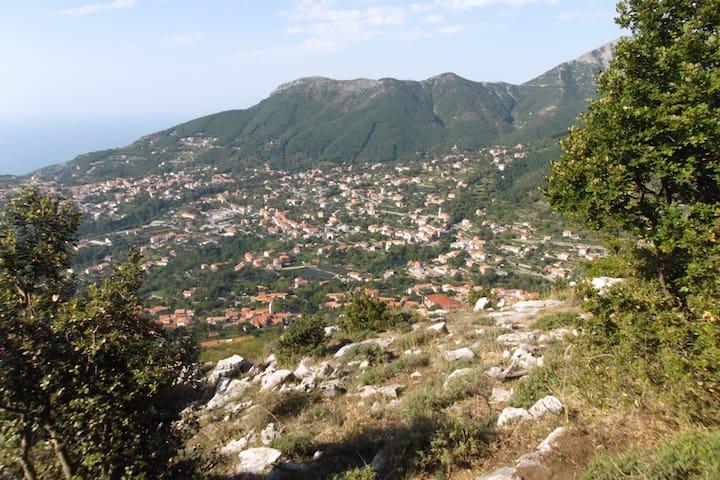 Apartment near Amalfi Coast - Pianillo - Leilighet