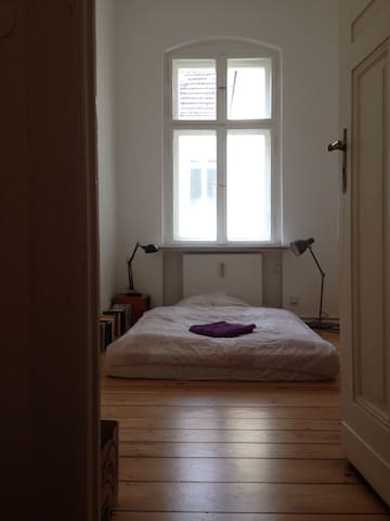 Cozy room in Charlottenburg - Berlin - Apartment
