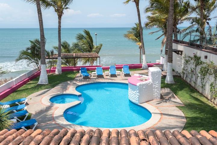 Casa Maria Resort Ocean Front condo 2