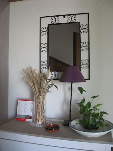 le trait-d'union / room lavanda - San Bonifacio - Appartement