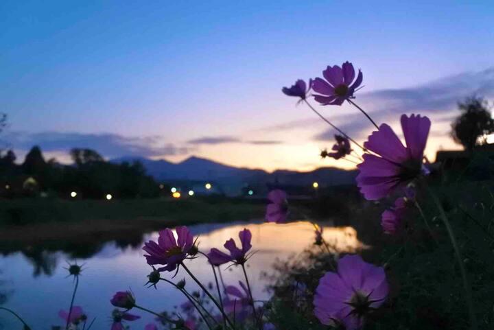 駅徒歩10分 川沿い古民家 小京都&有機の里小川町。酒蔵巡りやアウトドア拠点に!