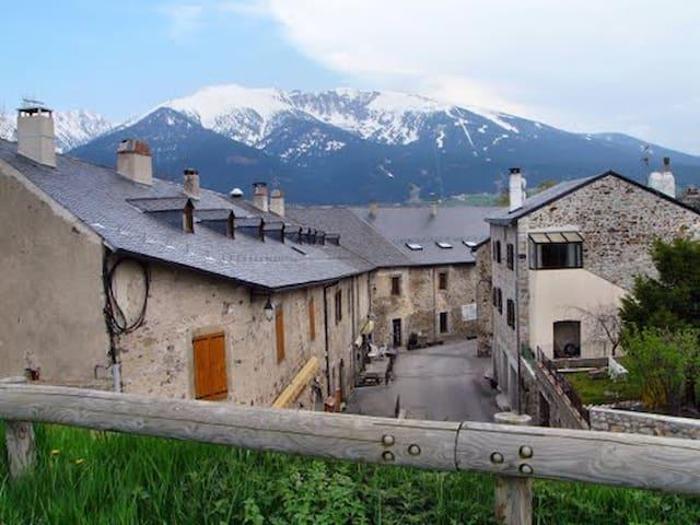 Calme et Repos - Mont-Louis - Apartament