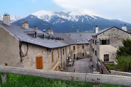 Calme et Repos - Mont-Louis - 公寓