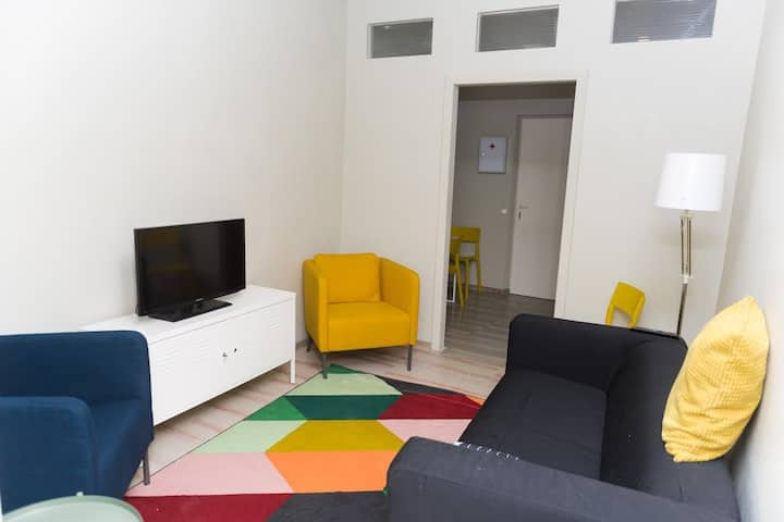 Discover Siberia Hostel, The Family room