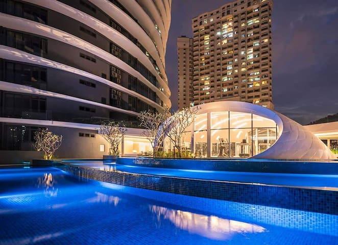 Luxury and Greenish Homestay Artes @ Greenlane