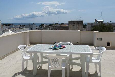 "Panoramico Monolocale ""Stella"" - Leuca - Loteng Studio"