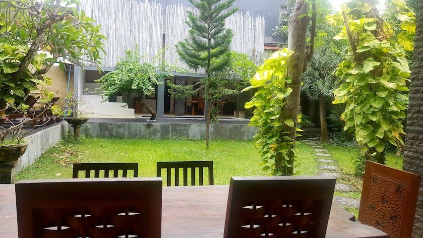 living room near main garden