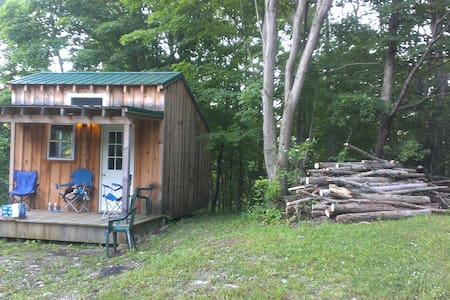 East hill cabins #2