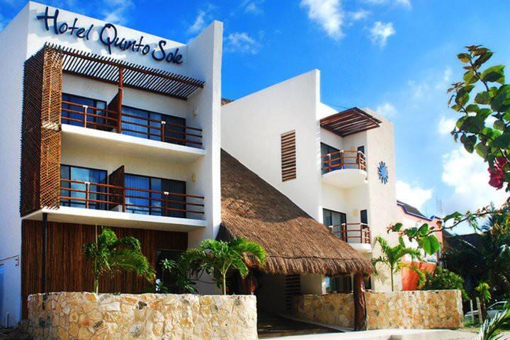 Conoce el Hotel Quinto Sole en Mahahual