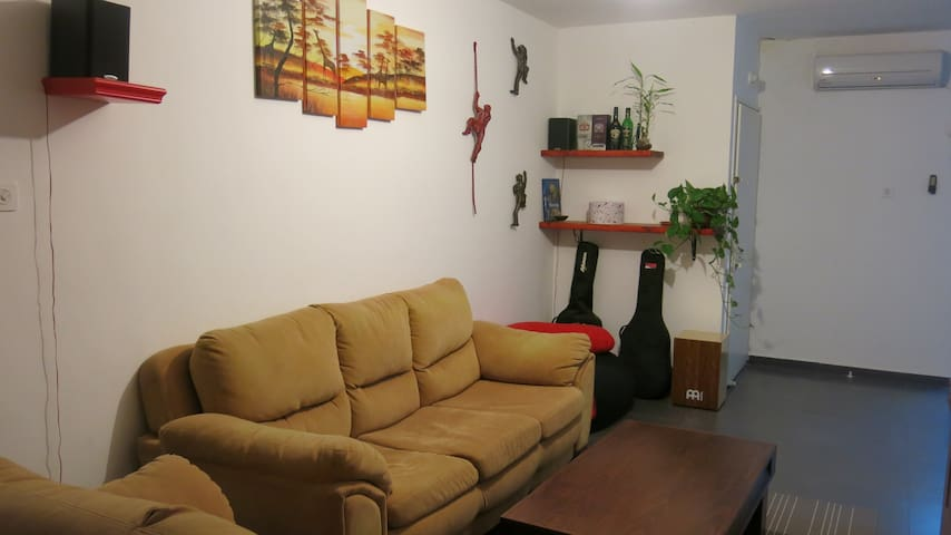 Your HOME in Haifa, just 5 MINUTES to the TECHNION