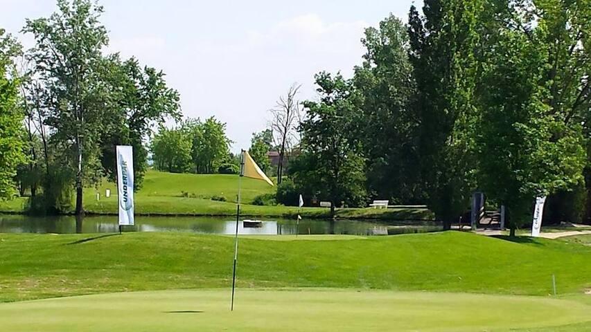 Anche se non giochi a Golf il relax è assicurato