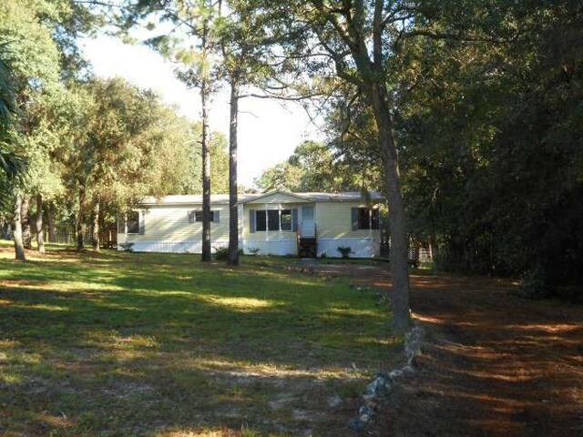 Spacious, Cozy, Florida Country Charm, 3/2, Quiet,