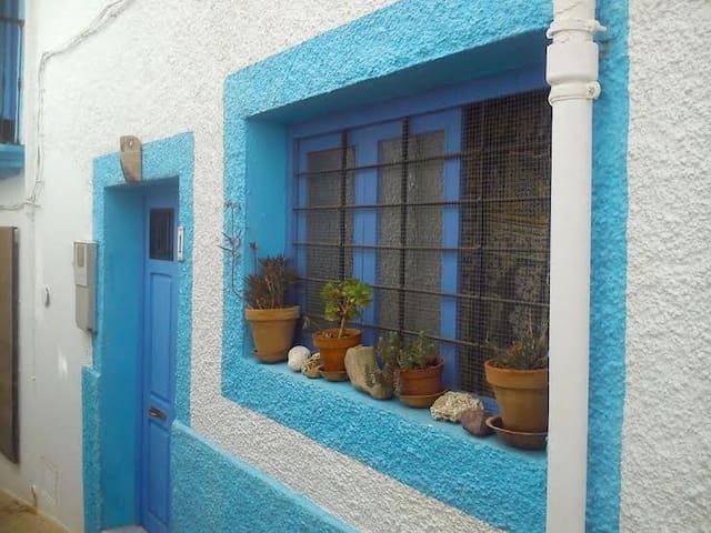 Casa acogedora, gran terraza y maravillosas vistas - Níjar - House