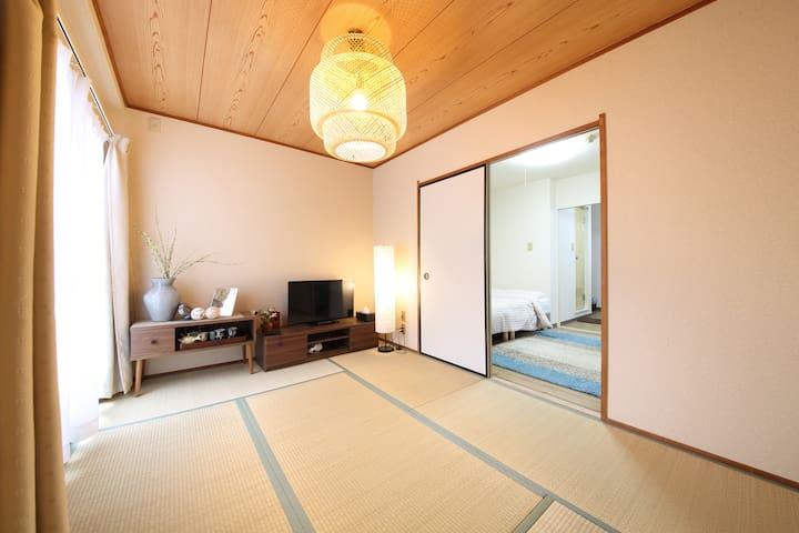 EX Tenjinnomori 6min station! Comfort&Roomy House