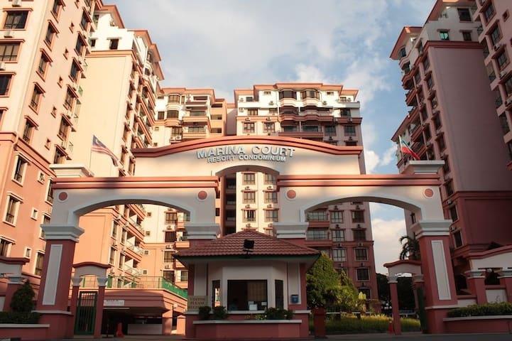 Mark Marina Condominum Kota Kinabalu
