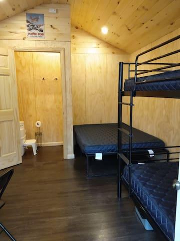 """Kosey Kabins Cabin #3, """"Hunter's Cabin"""""""