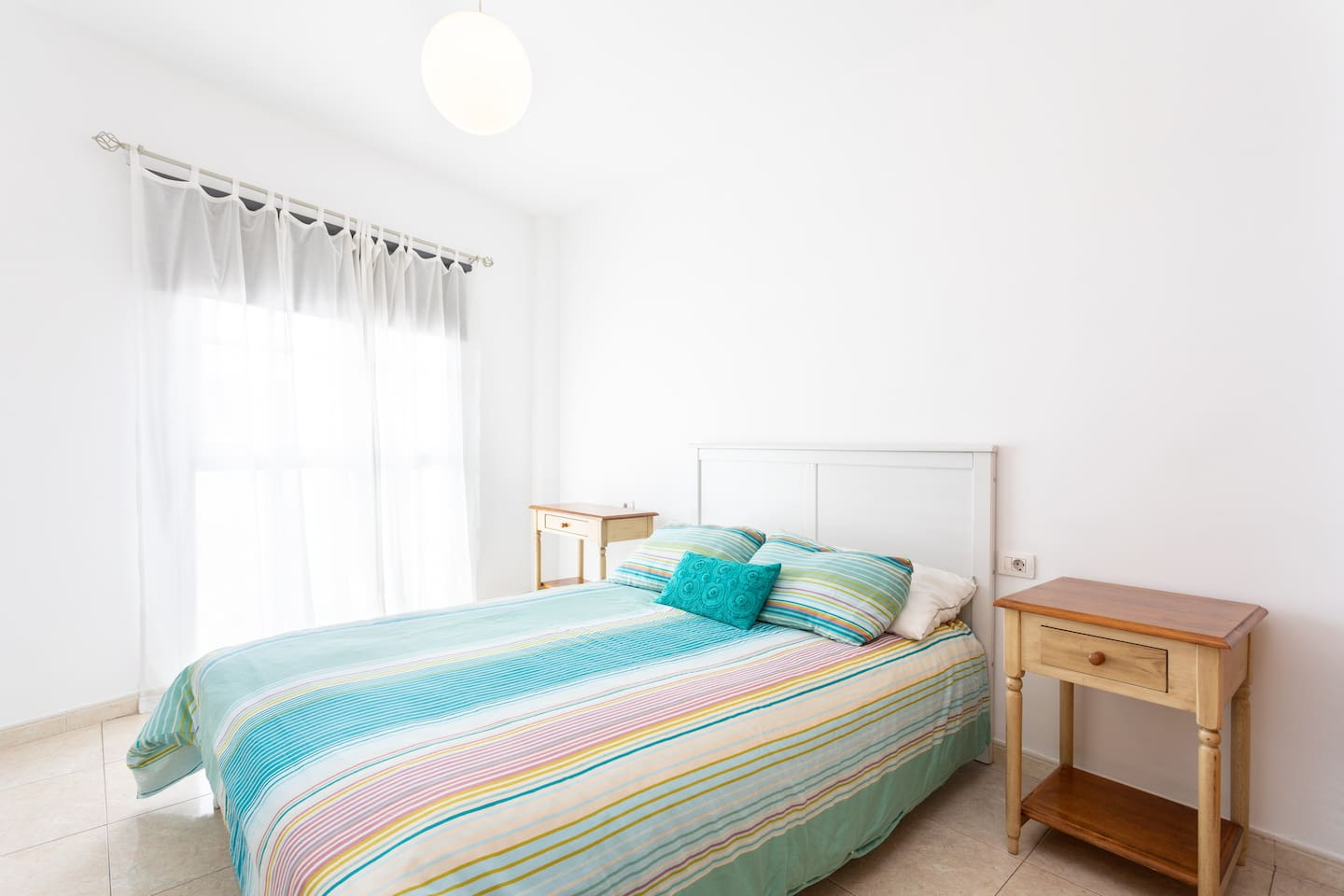 Main Bedroom with the couple bed