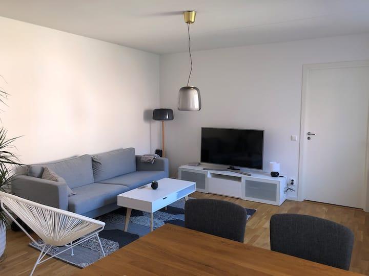 Fresh & Comfy Apartment Malmö Rörsjöstaden