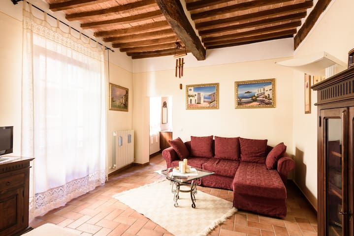 Tuscan corner, fuga romantica in Toscana