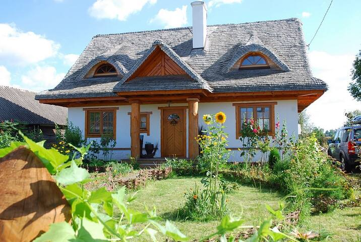 Białowieski Dworek - Białowieża - House