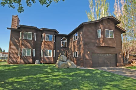 Blue Majestic-Waterfront Home w/Breathtaking Views - South Lake Tahoe - House