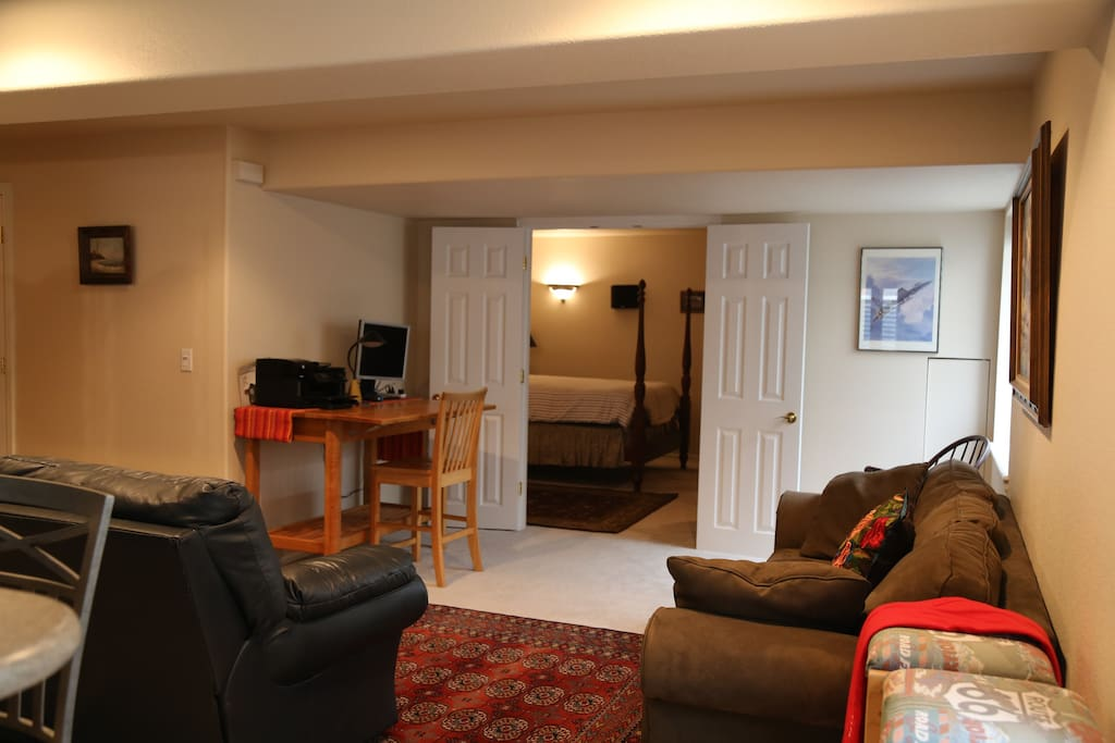 large private space with own bath and kitchenette houses for rent in colorado springs
