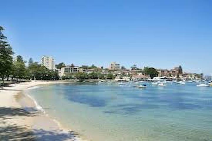 Manly Beachfront Apartment