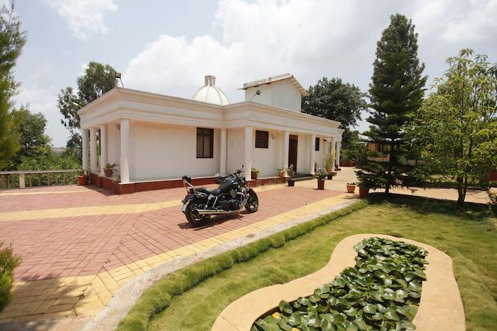 Panchgani Mahabaleshwar Home GauriShankar Pristine