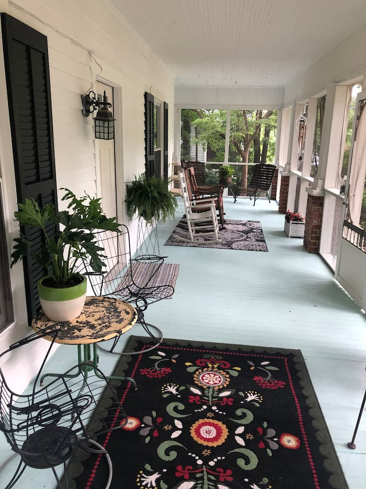 Room available with Rocking Chair Front Porch