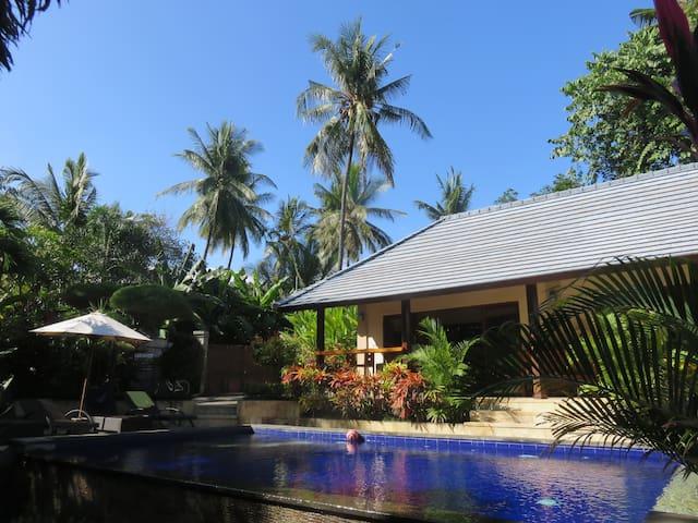 Casa Merpati, Lovina, Buleleng Bali