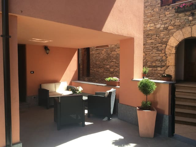 Appartamento rustico - Venaus - อพาร์ทเมนท์