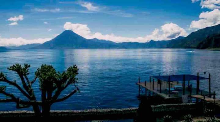 Lakeview,eco-lake pool,kayak+ hammocks,stnd rm JDL