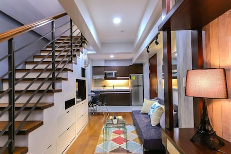 Brand New Chic Loft across Greenbelt Mall - Makati