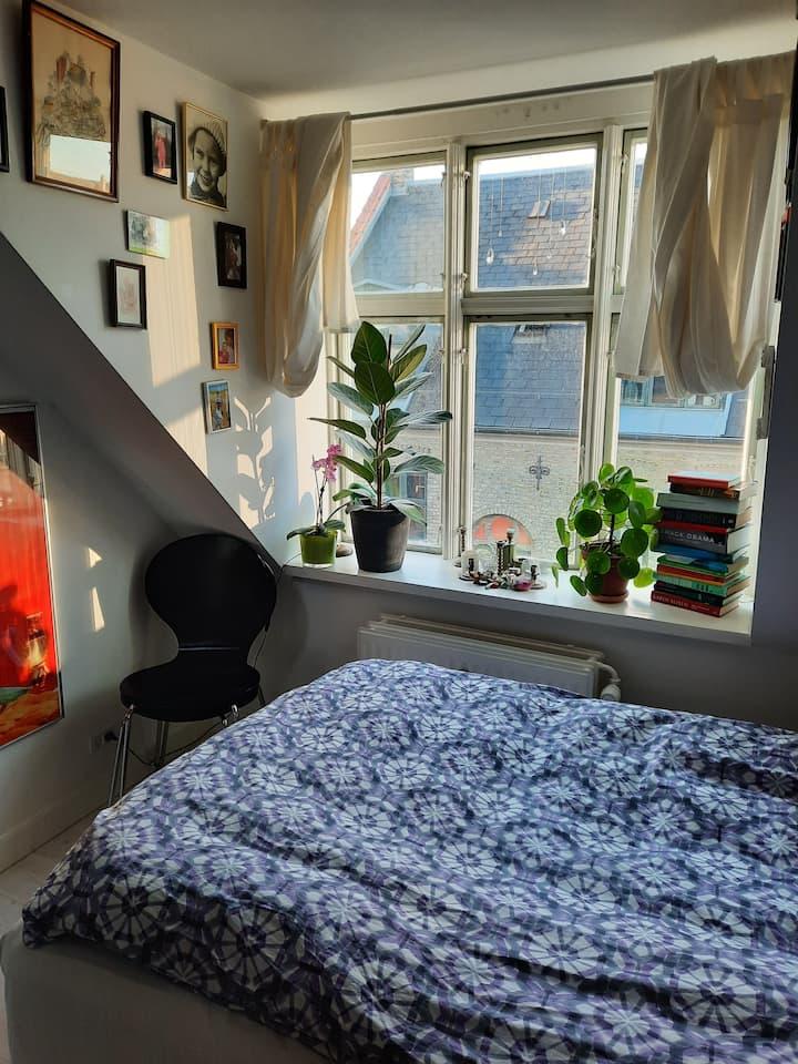Magical sleeping place in the heart of Copenhagen