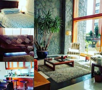 Apartamentos MVM Jardín d los Reyes - Temuco - Apartment