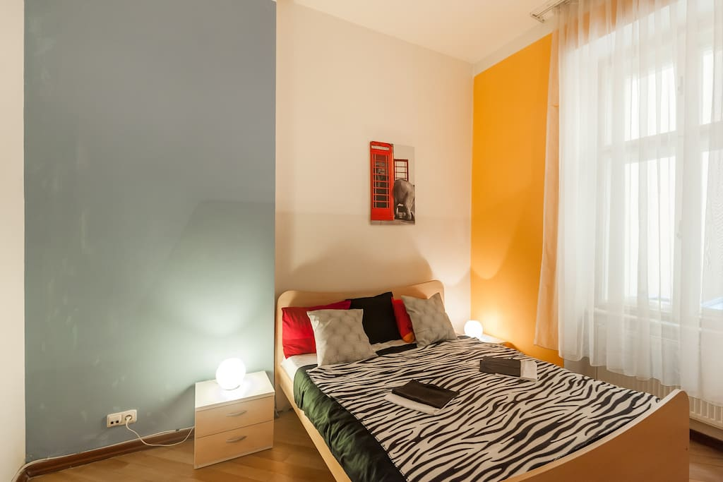 prague apartment-pragueforyou-bedroom