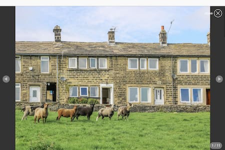 17 Moorside Cottage with stunning views