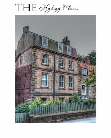 The Hyding Place whitby - Whitby  - Apartamento