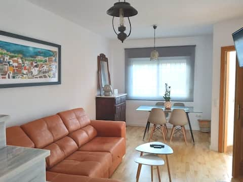 Cozy duplex for couples in La Isleta