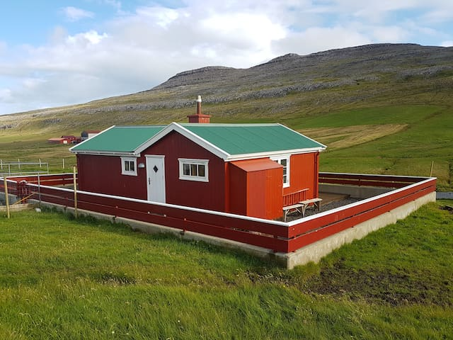 Unique cozy cottage