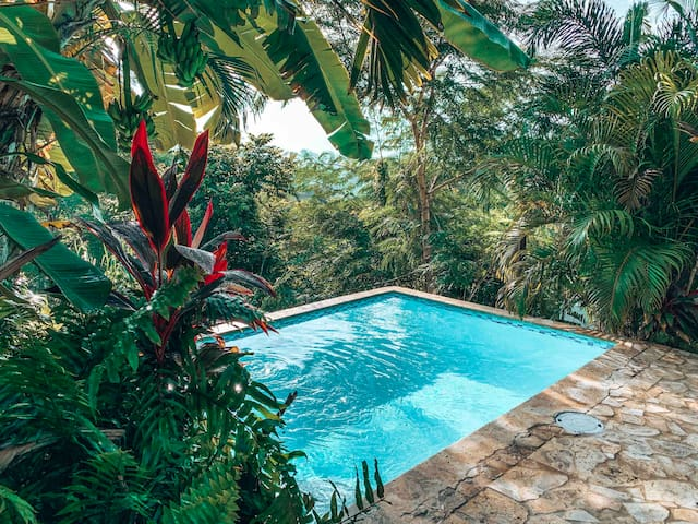 Amazing view Private pool & tub Suite #9