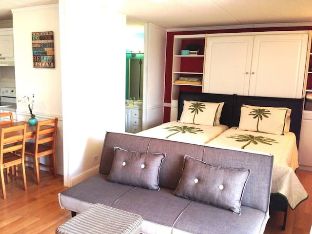 Royal Kuhio-Oceanviews, Parking and Wifi included