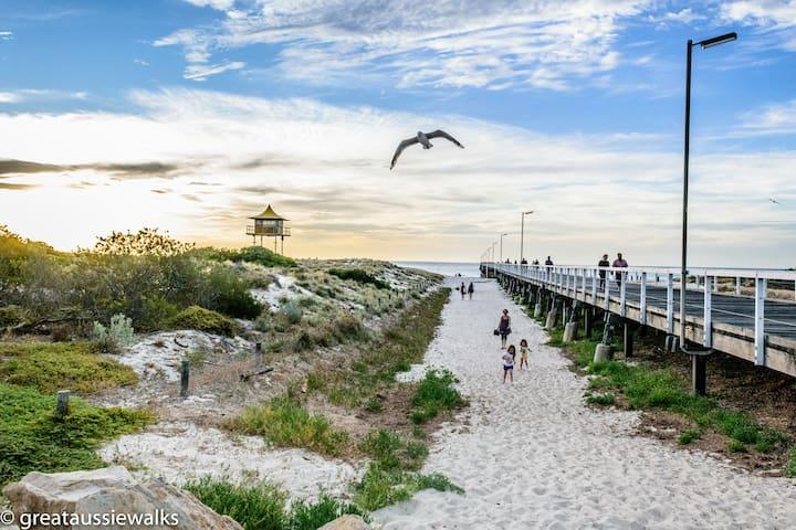 Semaphore Beach - Semaphore Park - Hus