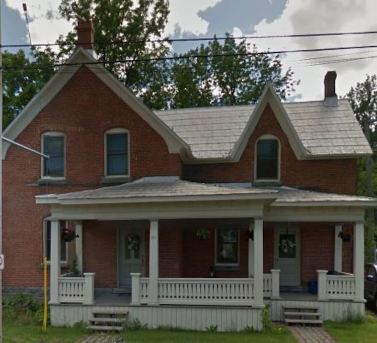 My home was built in 1877, and features many century-home quirks!