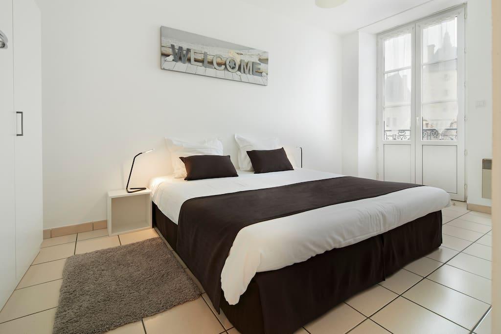 ancenis appart face au ch teau appartements en r sidence louer ancenis pays de la loire. Black Bedroom Furniture Sets. Home Design Ideas