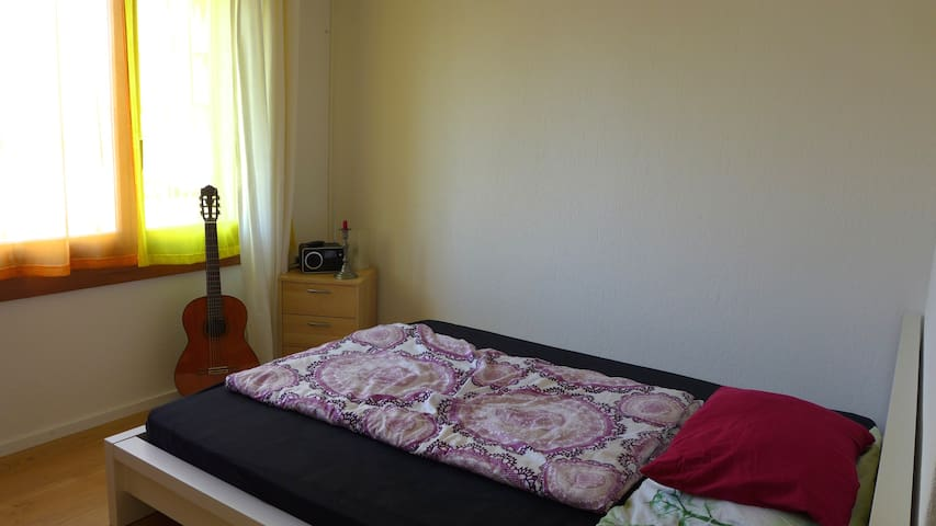 Clean and pleasant double room