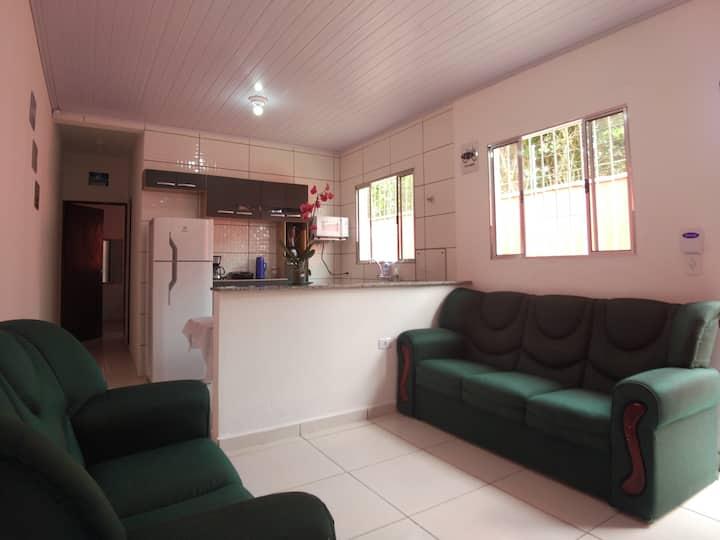 Casa nova aconchegante em Itanhaém
