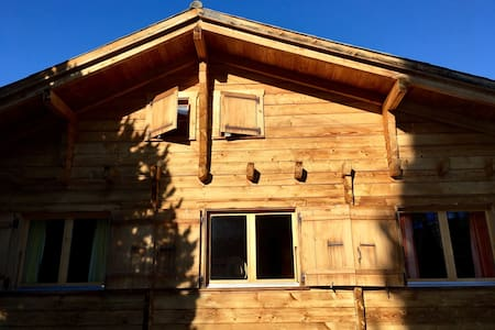 Beautiful Chalet in Valais - Vercorin - Chalet - 1